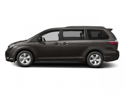 New 2016 Toyota Sienna 5dr 8-Pass Van LE FWD