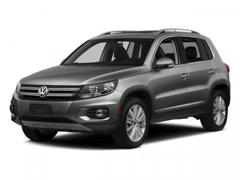 Used 2016 Volkswagen Tiguan 2WD 4dr Auto SE