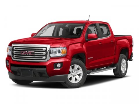 Used 2017 GMC Canyon 4WD Crew Cab 128.3 SLE