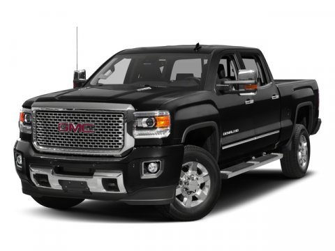 Used 2017 GMC Sierra 3500HD Denali