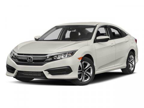 Used 2017 Honda Civic Sedan LX CVT