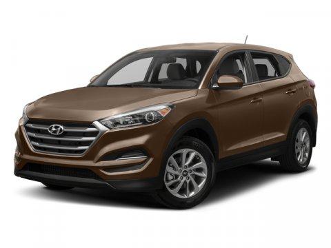 New 2017 Hyundai Tucson SE FWD