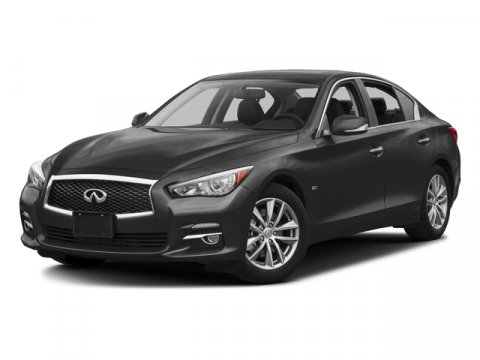 New 2017 Infiniti Q50 3.0t Signature Edition RWD