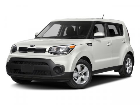 Used 2017 Kia Soul Base Auto