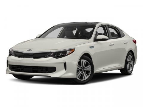 Used 2017 Kia Optima Hybrid Base Auto