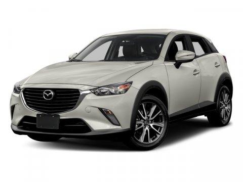 Used 2017 Mazda CX-3 Touring AWD