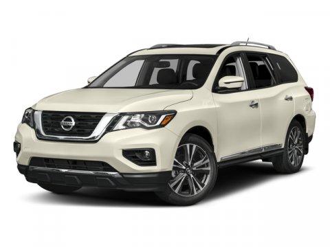 Used 2017 Nissan Pathfinder 4x4 Platinum
