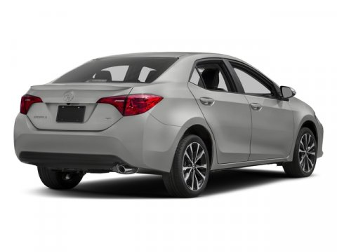 New 2017 Toyota Corolla SE Manual