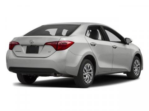 New 2017 Toyota Corolla L CVT