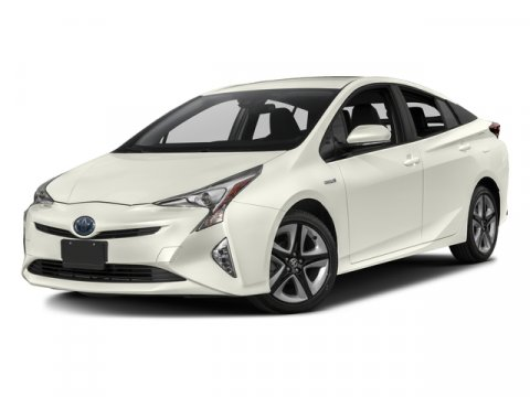 New 2017 Toyota Prius Three Touring