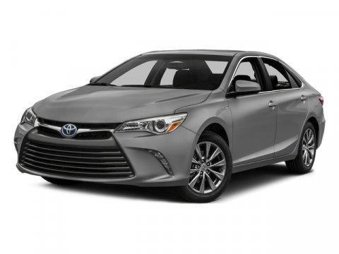 New 2017 Toyota Camry Hybrid SE CVT