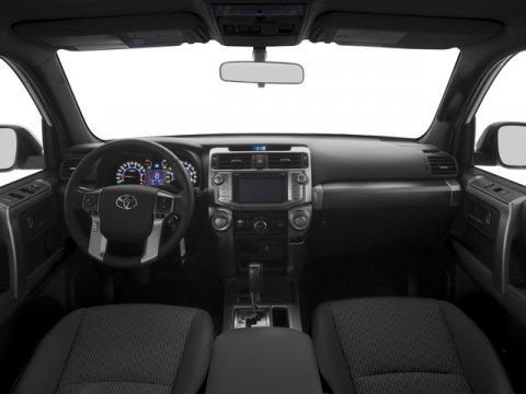 New 2017 Toyota 4Runner SR5 4WD
