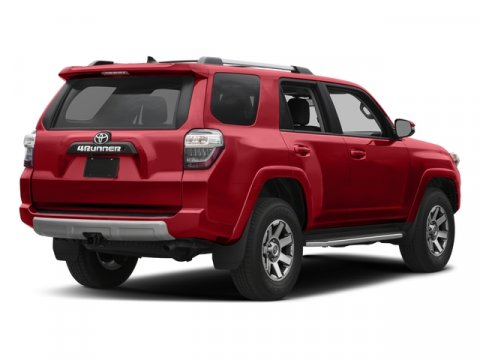 New 2017 Toyota 4Runner TRD Off Road 4WD