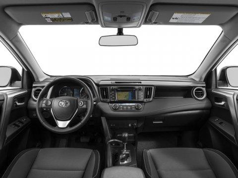 New 2017 Toyota RAV4 XLE AWD