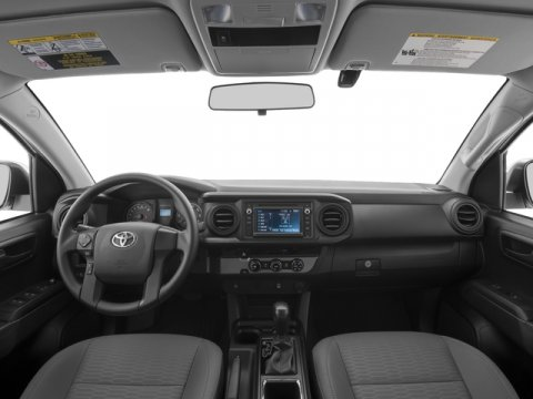 New 2017 Toyota Tacoma SR Double Cab 5' Bed V6 4x4 AT