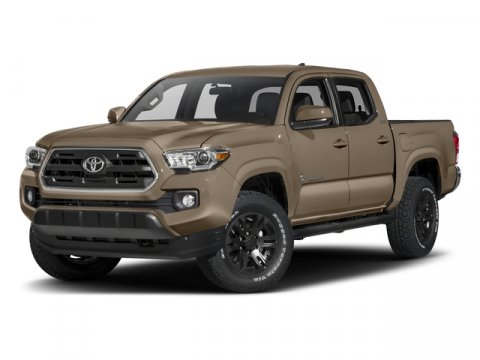 New 2017 Toyota Tacoma SR5 Double Cab 5' Bed I4 4x2 AT