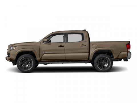 New 2017 Toyota Tacoma SR5 Double Cab 5' Bed V6 4x2 AT