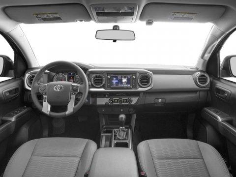 New 2017 Toyota Tacoma SR5 Double Cab 6' Bed V6 4x2 AT
