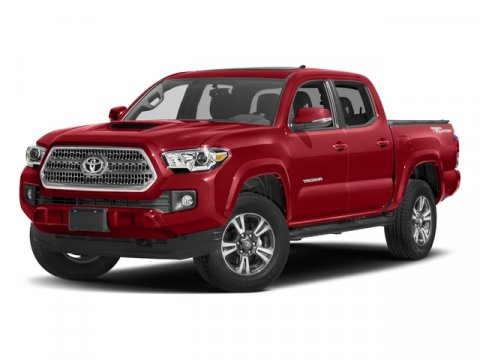 New 2017 Toyota Tacoma TRD Sport Double Cab 6' Bed V6 4x4 AT