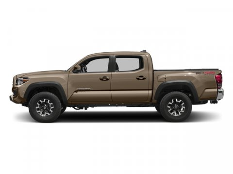 New 2017 Toyota Tacoma TRD Off Road Double Cab 5' Bed V6 4x2 AT