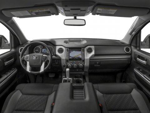 New 2017 Toyota Tundra 4WD SR5 CrewMax 5.5' Bed 5.7L