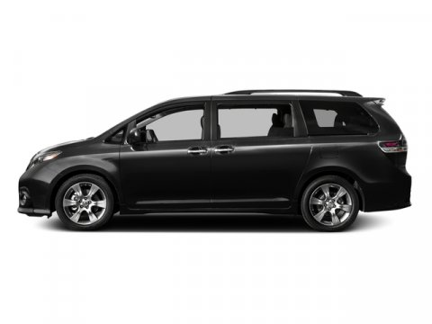 New 2017 Toyota Sienna SE FWD 8-Passenger