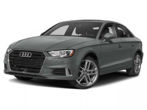 New 2018 Audi A3 Sedan
