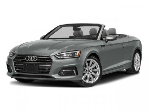 New 2018 Audi A5 Cabriolet 2.0 TFSI Premium Plus