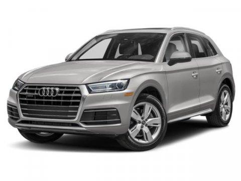 New 2018 Audi Q5 2.0 TFSI Tech Premium Plus