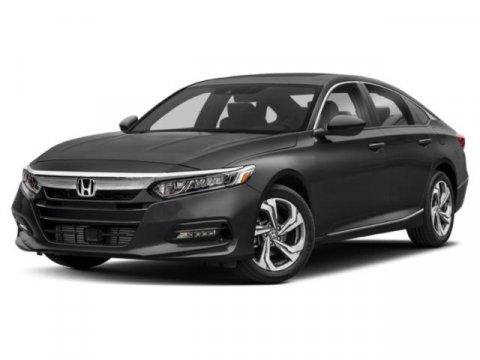 Used 2018 Honda Accord Sedan EX-L 1.5T CVT