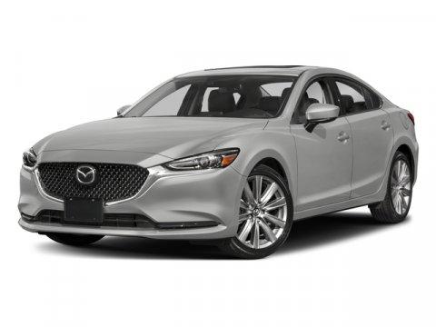 Used 2018 Mazda Mazda6 Signature Auto
