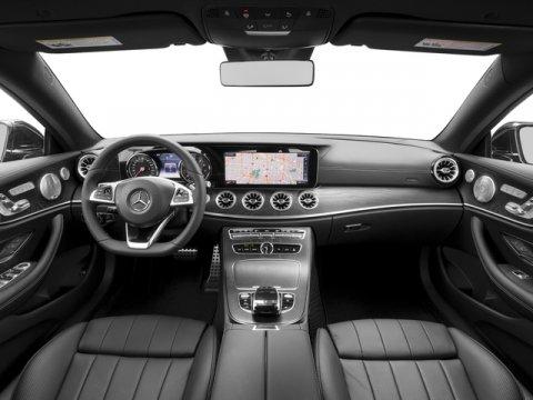 New 2018 Mercedes-Benz E-Class E 400 4MATIC Coupe