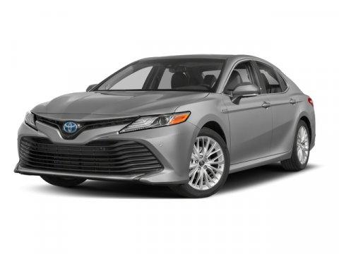New 2018 Toyota Camry