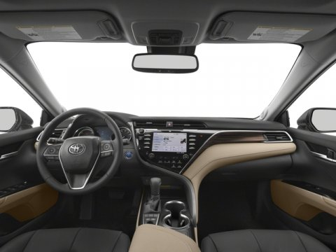New 2018 Toyota Camry Hybrid XLE CVT