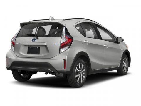 New 2018 Toyota Prius c Three