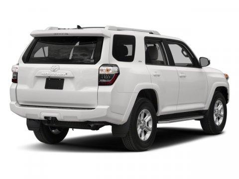 New 2018 Toyota 4Runner SR5 4WD