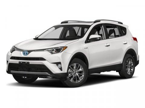 New 2018 Toyota RAV4 Hybrid AWD LE Hybrid LE