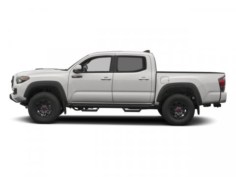 New 2018 Toyota Tacoma TRD Pro Double Cab 5' Bed V6 4x4 AT