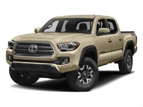 New 2018 Toyota Tacoma TRD Off Road Double Cab 5' Bed V6 4x4 MT