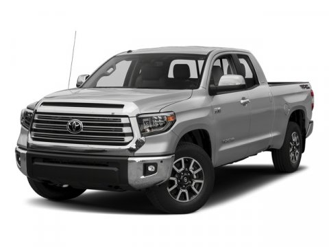 New 2018 Toyota Tundra Limited