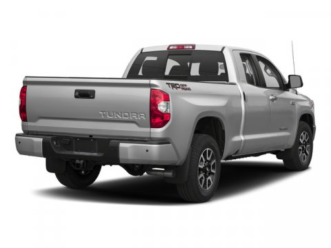 New 2018 Toyota Tundra Limited Double Cab 6.5' Bed 5.7L
