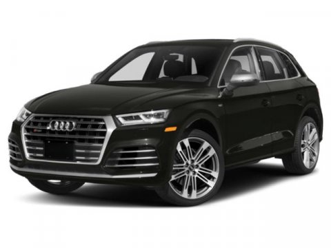 New 2019 Audi SQ5 Premium Plus 3.0 TFSI quattro
