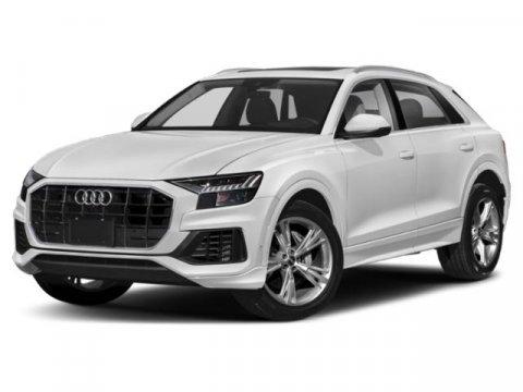New 2019 Audi Q8 3.0 TFSI Prestige