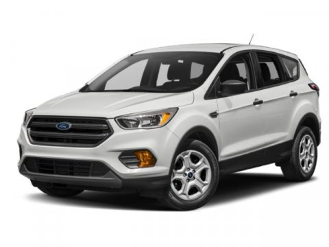 New 2019 Ford Escape S FWD