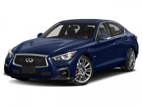 New 2019 Infiniti Q50 3.0t Signature Edition RWD