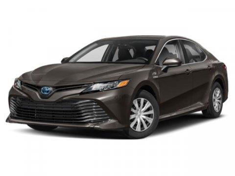 New 2019 Toyota Camry Hybrid LE CVT