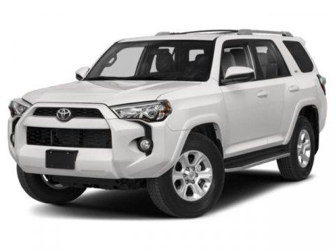 New 2019 Toyota 4Runner SR5 4WD