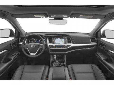 New 2019 Toyota Highlander Limited V6 FWD