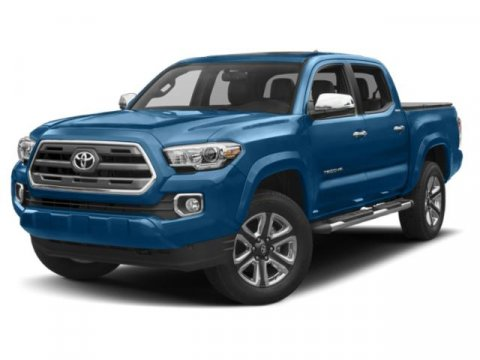 New 2019 Toyota Tacoma Limited Double Cab 5' Bed V6 AT