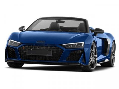New 2020 Audi R8 Spyder V10 quattro